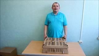 Ящик для перевозки цыплят (Видео обзор)