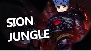 League of Legends - Sion Jungle - Full Game Commentary