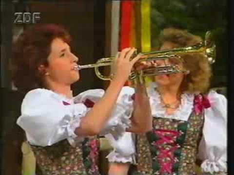 Geschwister Hofmann  Mit viel Musik