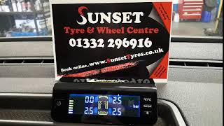 Michelin Tyre Pressure Monitoring System - available to buy online