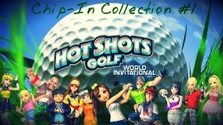 Hot Shots Golf World Invitational Chip-In Collection #1