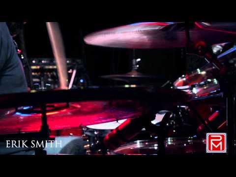 Erik Smith. Drum Clinic At Procom Music, Drammen