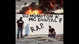DJ Monoton K & MC Digital F - Independent bleibt Chef