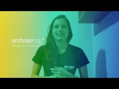 Embraer ESG: PEE & Realizing the Flight Dream