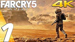 FAR CRY 5 Lost on Mars - Gameplay Walkthrough Part 1 - Brobot [4K 60FPS ULTRA]