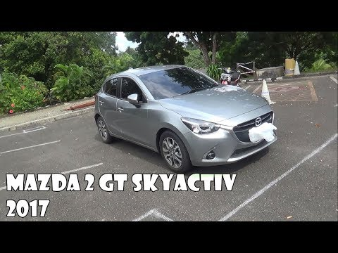 Review Mazda 2 GT Skyactiv Facelift 2017