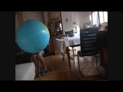 My big Earth Globe Balloon