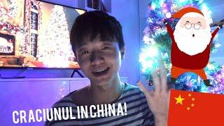 CUM SE PETRECE CRACIUNUL in CHINA !