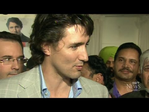 Justin Trudeau: From prime minister's son to PM