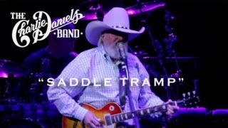 The Charlie Daniels Band - Saddle Tramp (Live)