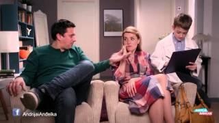 Andrija i Andjelka - Je li psihijatar sve sto nosi beli mantil?