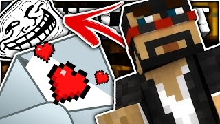 Minecraft | SPARKLEZ LOVE LETTER TROLL?! - Troll Craft