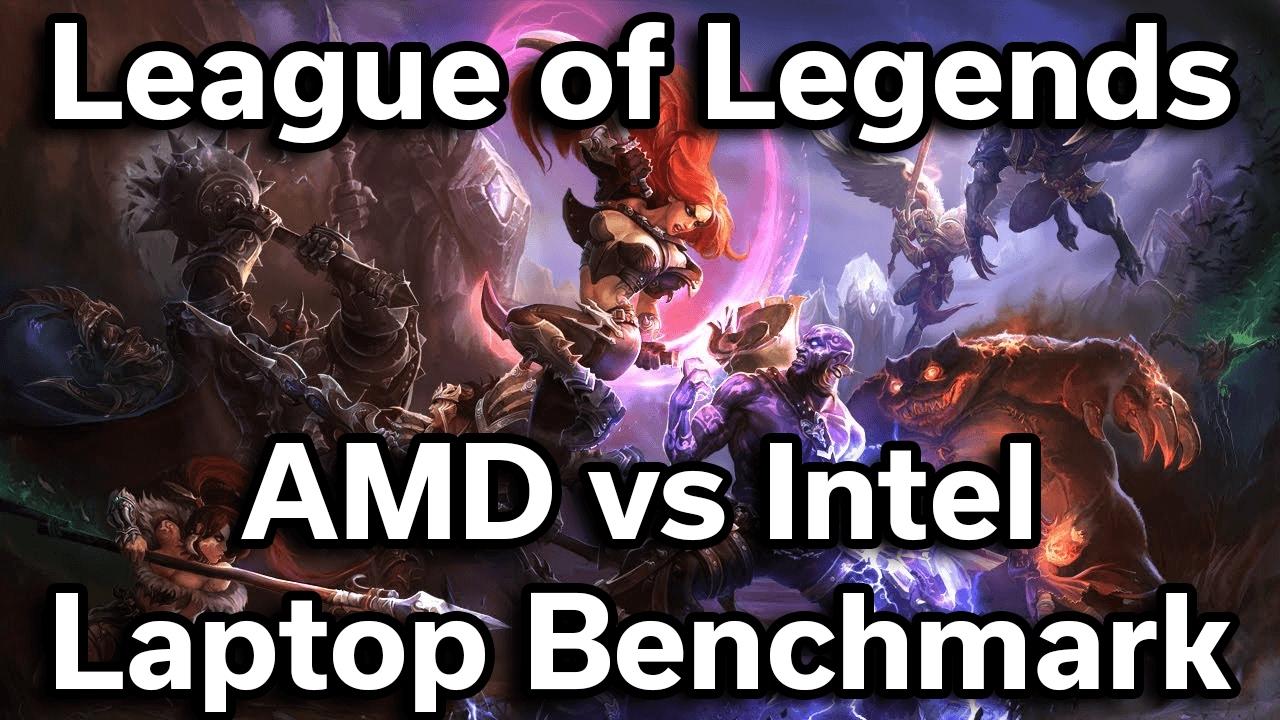 carte graphique amd radeon r2 League of Legends   AMD Radeon R2 vs Intel HD 620   Benchmark