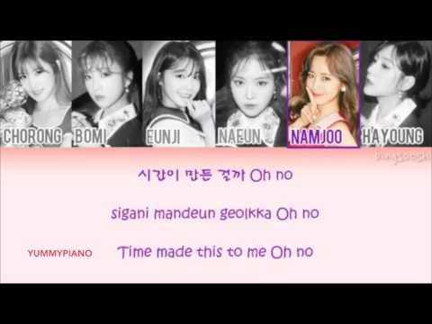 [PIANO INSTRUMENTAL] Apink 에이핑크 Eyes Piano Cover MR Instrumental 노래방 instr karaoke