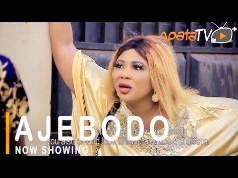 Download Ajegbodo Latest Yoruba Movie 2021 Drama Starring Fathia Balogun | Wunmi Ajiboye | Segun Ogungbe