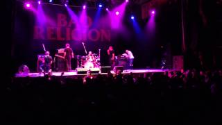 Bad Religion - Orlando, FL - St. Patty's Day 2013 - FULL ENCORE