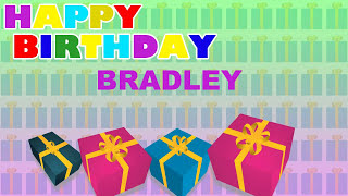Bradley - Card Tarjeta - Happy Birthday