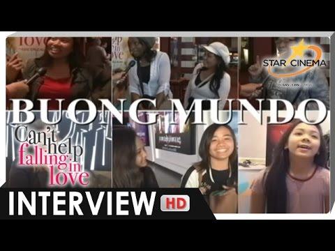 Interview | Napa-Ibig na nina Dos and Gab ang buong mundo! | #KiligMovieOfTheSummer