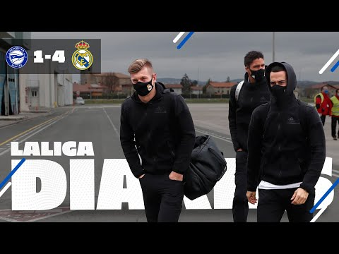 BEHIND THE SCENES | Alavés 1-4 Real Madrid | What a performance!
