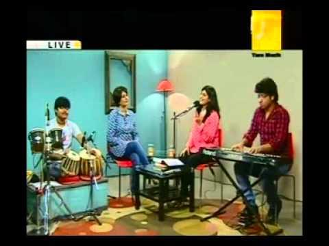 RAAGE ANURAAGE | ZEE BANGLA TITLE SONG LIVE | MADHURAA BHATTACHARYA