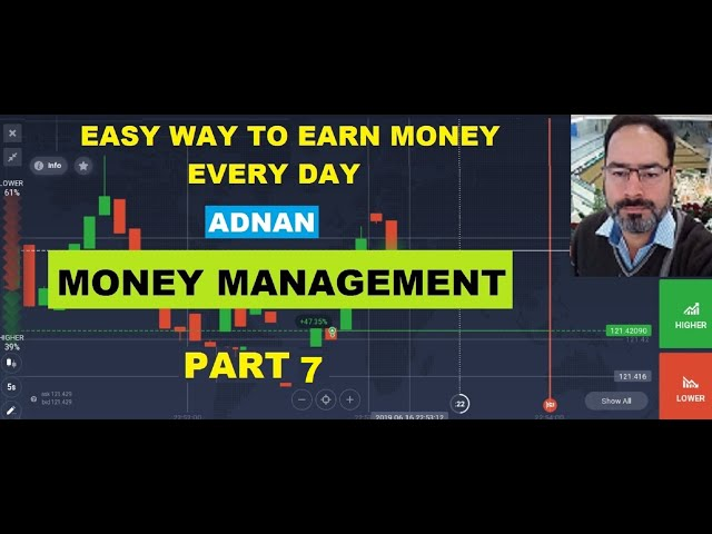 Easy Way To Earn Money Every Day   Best Binary Option Strategy