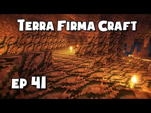 TerraFirmaCraft - #41 - So Much Coal!