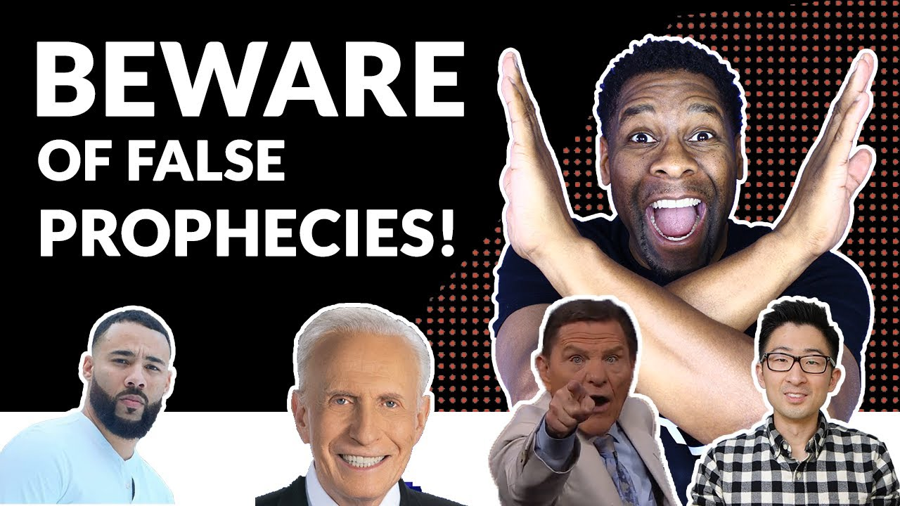 Download Christian YouTubers who Proclaimed False Prophecies that Donald Trump Would be Re-elected