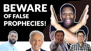 Christian YouTubers who Proclaimed False Prophecies that Donald Trump Would be Re-elected