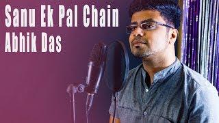 Sanu Ek Pal Chain   Raid   Ajay Devgn   Rahat Fateh Ali Khan   Ileana D'Cruz   Cover by Abhik Das