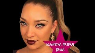 Glamorous Natural Brows Thumbnail
