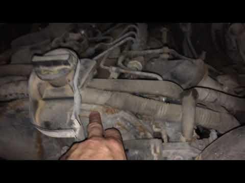часть 2 Форд Транзит 2.4d 2008г компьютерная диагностика форсунок