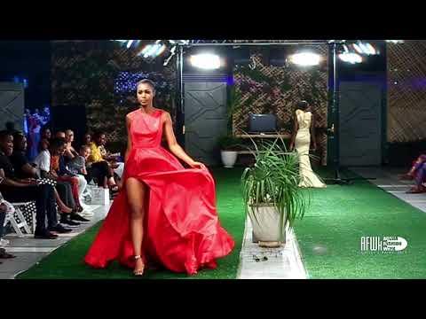 Lomzy @ Accra Fashion Week 2019 | Chilly Rainy