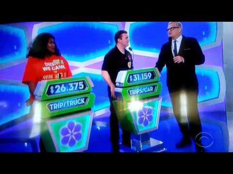 Closest game show win ever (the price is right)
