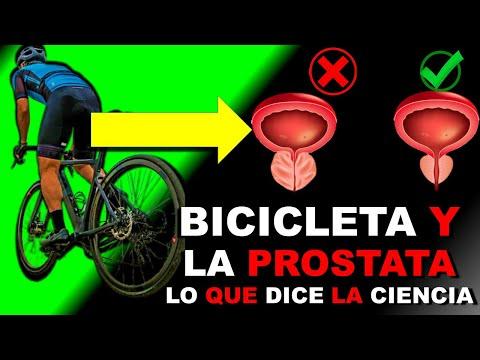puede andar en bicicleta para causar problemas de próstata