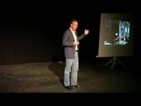Circling Back to Community: John Boynton at TEDxWa...