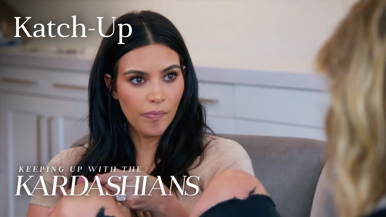 keeping up with the kardashians uncensored