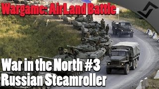russian t 72 steamroller wargame airland battle war in the north 3 coop campaign