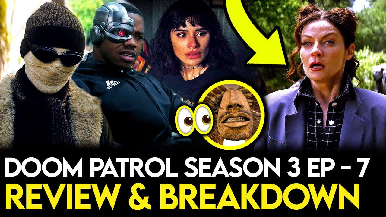 Download Doom Patrol Season 3 Episode 7 Breakdown - Ending Explained, Things Missed & Theories