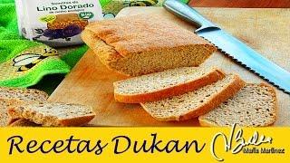 pan de linaza dukan en horno dukan flaxmeal bread recipe