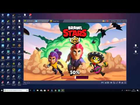 How to download Brawl Stars on your PC! - YouTube