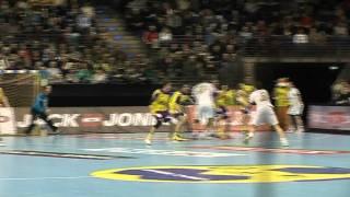 Füchse Berlin vs. Chekhovskie Medvedi - Handball Champions League 12.02.2012