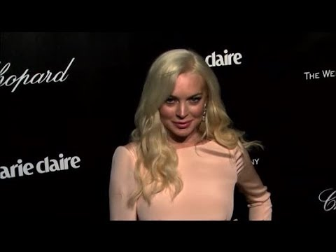 Lindsay Lohan Reveals She Had a Miscarriage | Splash News TV | Splash News TV