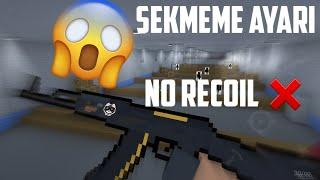 Block Strike - Silah Sekmesine Son, En İyi Ayarlar | NO RECOİL!