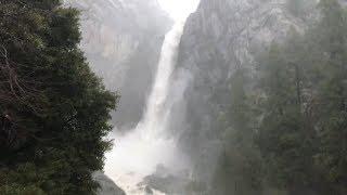 Yosemite Flood: April 7, 2018