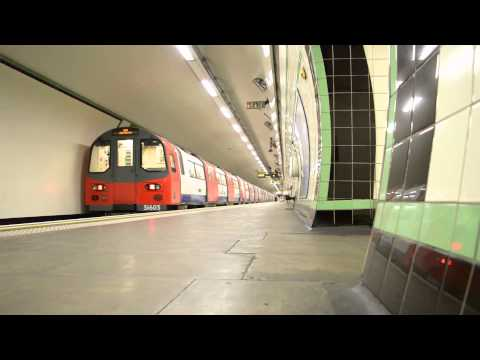 20 Minutes with the Northern Line at Highgate