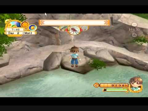 Harvest Moon Tree Of Tranquility Played On Dolphin With