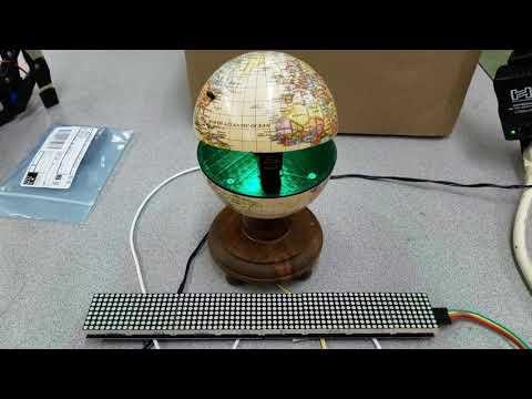 Secret Globe Test 1