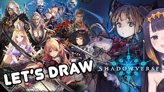 【Shadowverse】 Let's Draw Shadowverse!!!! (Sponsored)