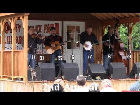 Ralph Stanley II - I'm Wilder Than Her - Foggy Valley Farm Bluegrass Festival 2012