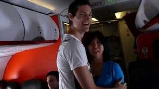Dylan's Proposal to Mai Aoki on a plane flight to a Cairns holiday ...